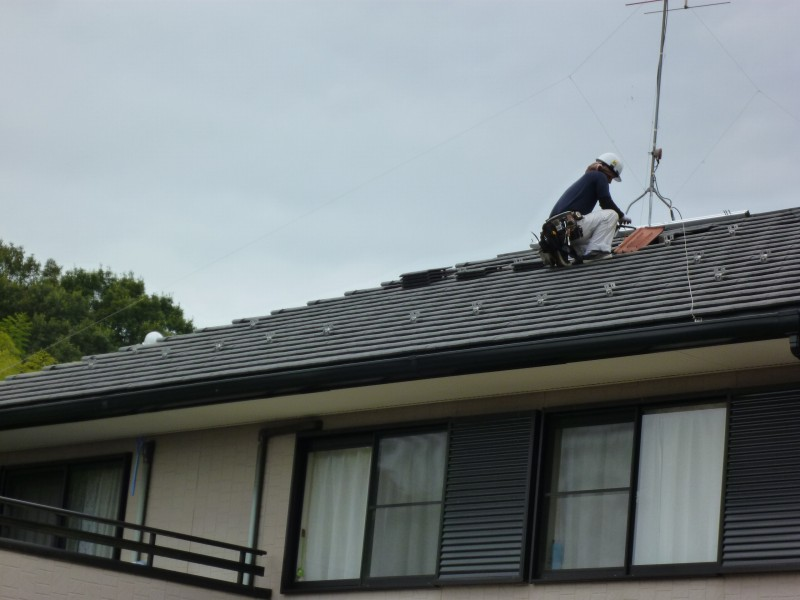 リフォーム 外装 屋根