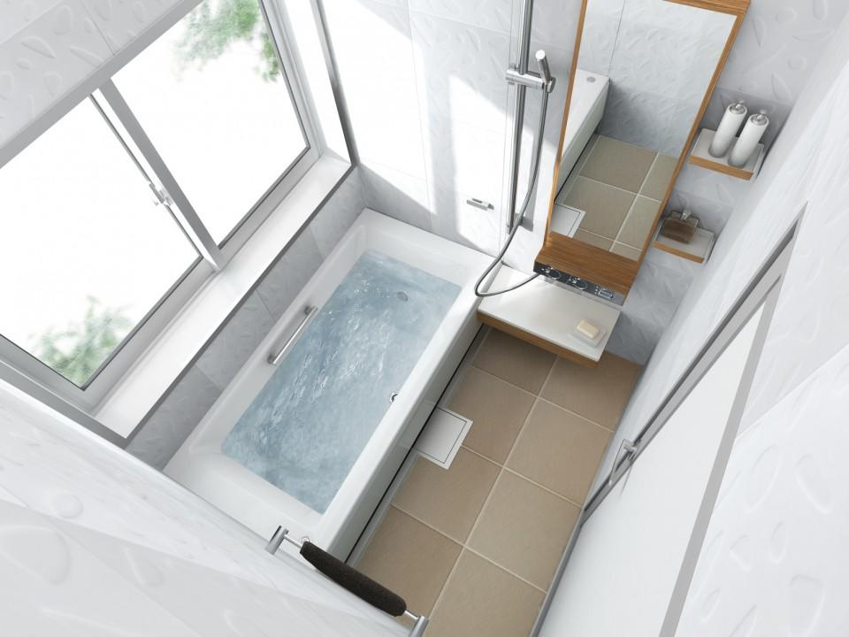 リフォーム 内装 お風呂場