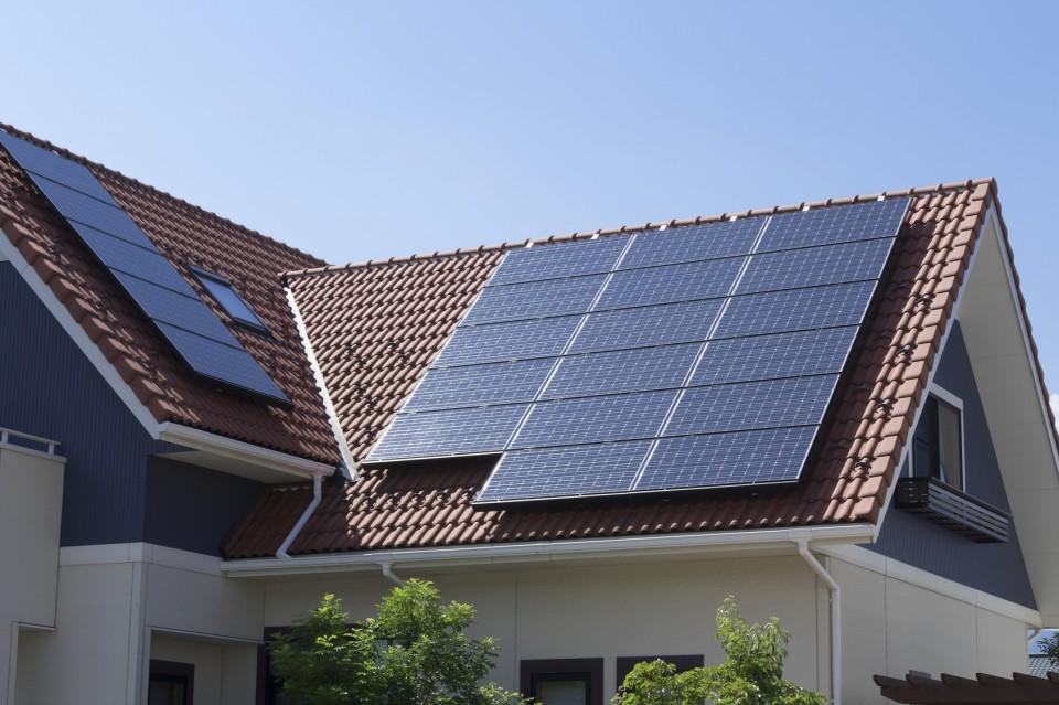 リフォーム ソーラーパネル